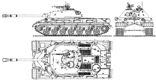 T-10 (Object 753) (1960)