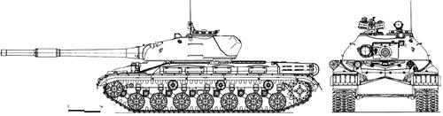T-10M (Object 272) 122mm