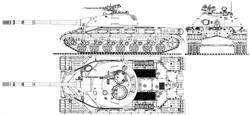 T-10M (Object 272) (1959)