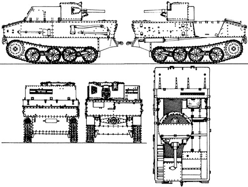 T-13 Type II (Vickers)