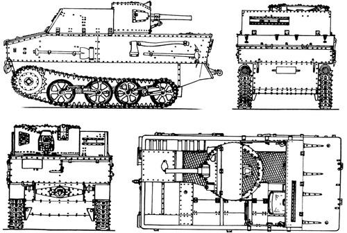 T-13 Type II (Vickers)