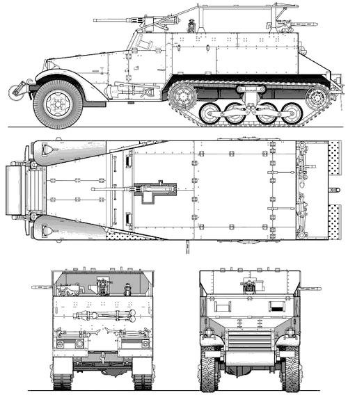 T-16 Hakf Truck