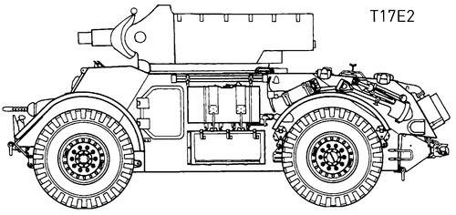 T-17-E2 Staghound