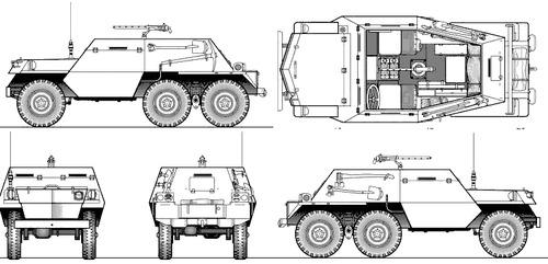 T-24 Scout Car