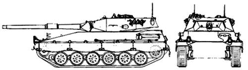 TAM-1 (Tanque Argentino Mediano)