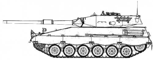 TAM (Tanque Argentina Mediano)
