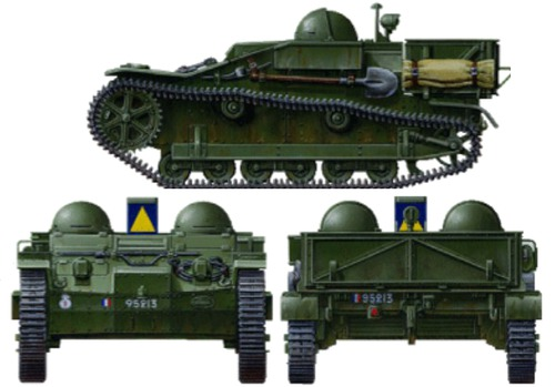 UE Armored Carrier