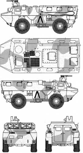VAB 4X4