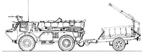 VAB 4x4 Genis + Miclic