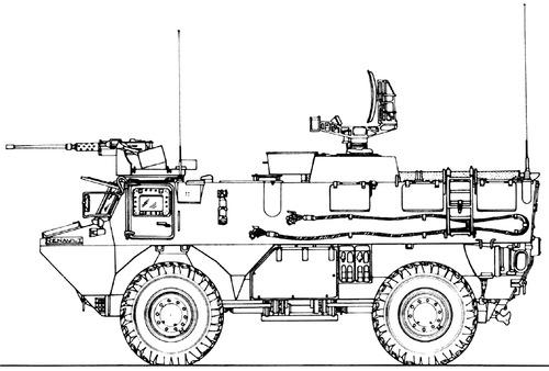VAB 4x4 RATAC