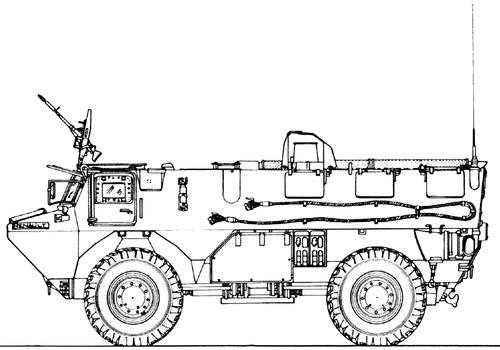 VAB 4x4 STB V52 VIT