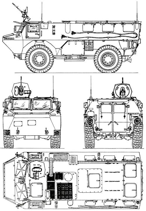 VAB 4x4 STBV 52