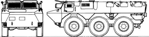 VAB VTT 6x6