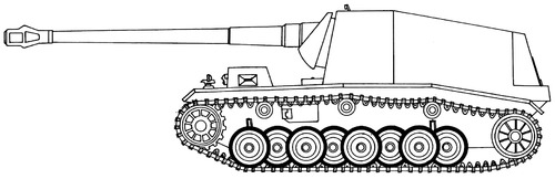 VK 3001 12.8cm