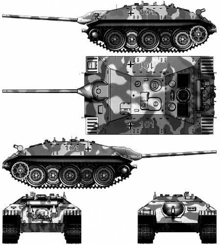 E-25 Panzerjager