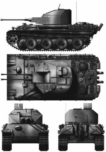 Flakpanzer V Ausf.G Coelian