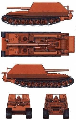 Geschutzwagen VI 21cm Msr 18 (sf)