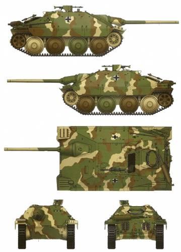 Jagdpanzer 38(t) Hetzer 'Starr'