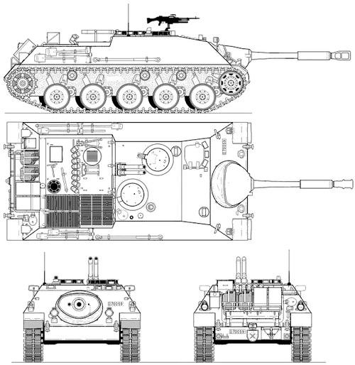 JPK Jagdpanzerkanone 4-5