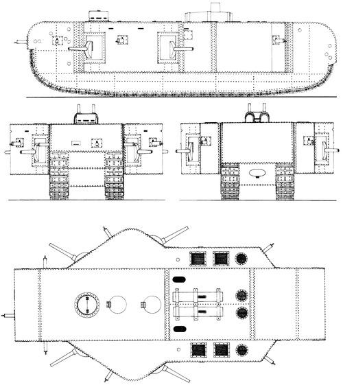 K-Wagen Grosskampfwagen