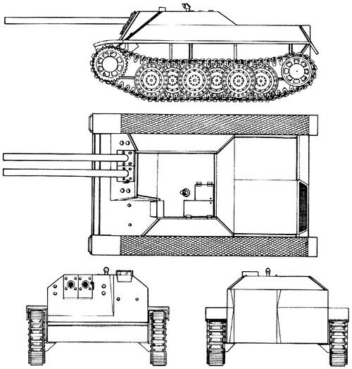 Klein Panzerjaeger Rutscher