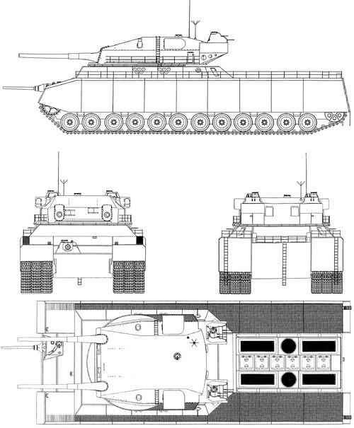 Landkreuzer P.1000 Ratte 1942
