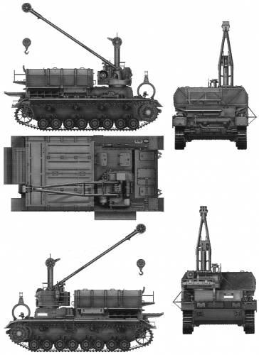 Munitionspanzer IV Ausf.D