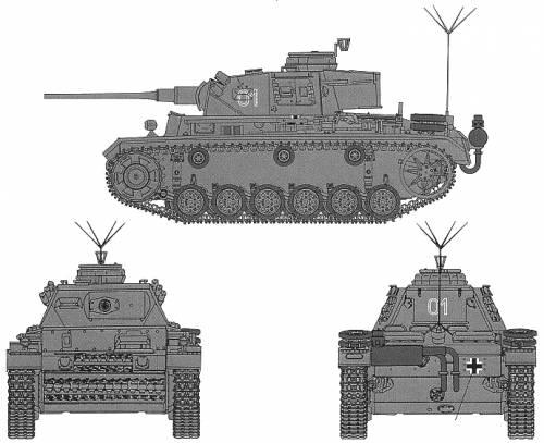 Pz.Bef.Wg.III Ausf.K