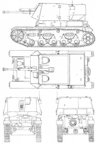 Pz.Kpfw. 35R Panzerjager