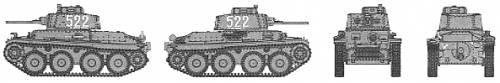 Pz.Kpfw. 38(t) Ausf.E