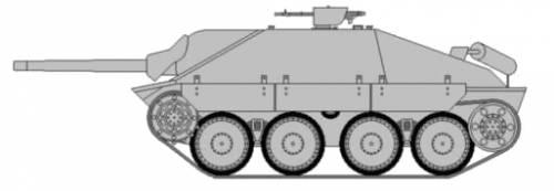 Pz.Kpfw. 38(t) Jagdpanzer Hetzer