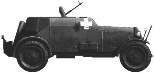 Adler Kfz.13 Waffenwagen