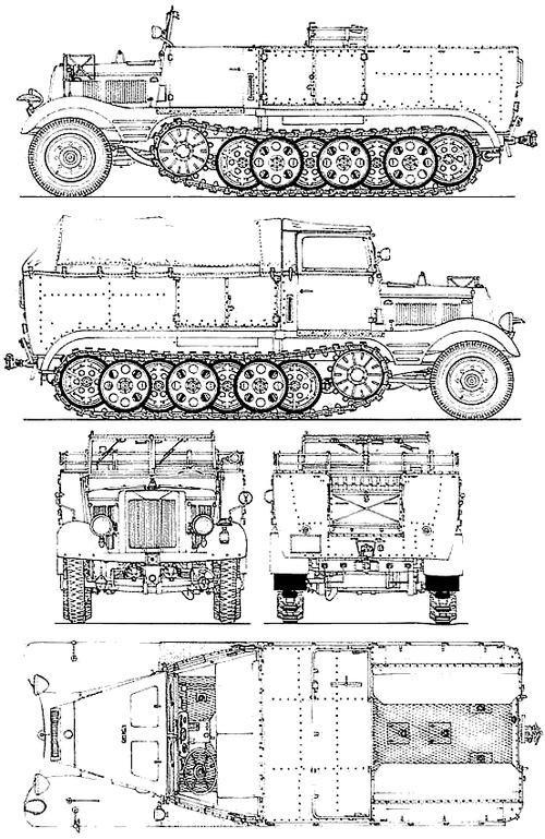 Sd. Kfz. 11