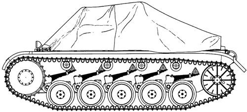 Sd. Kfz. 121 Pioneer Kampfwagen II