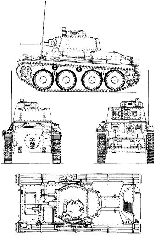 Sd.Kfz .140 Pz.Kpfw.38(t) Ausf.C