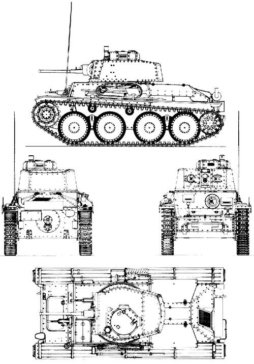 Sd.Kfz .140 Pz.Kpfw.38(t) Ausf.F