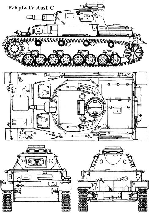 Sd. Kfz. 161 Pz.Kpfw.IV Ausf.C