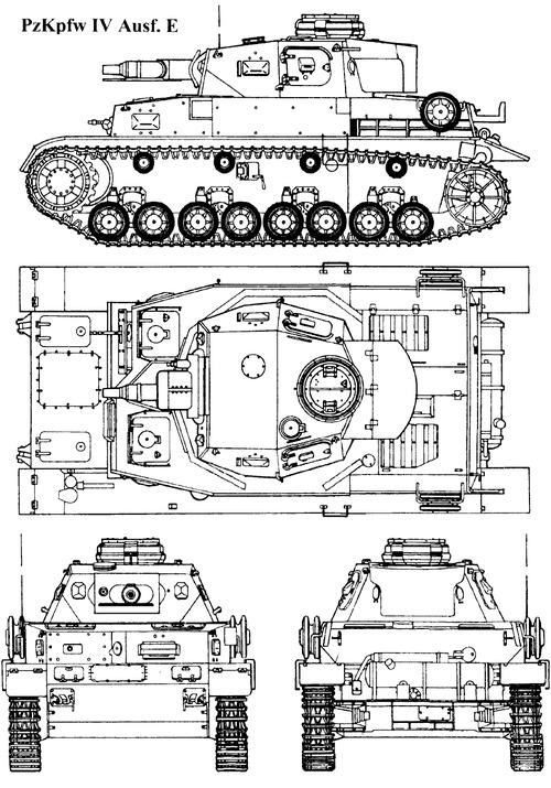 Sd. Kfz. 161 Pz.Kpfw.IV Ausf.E