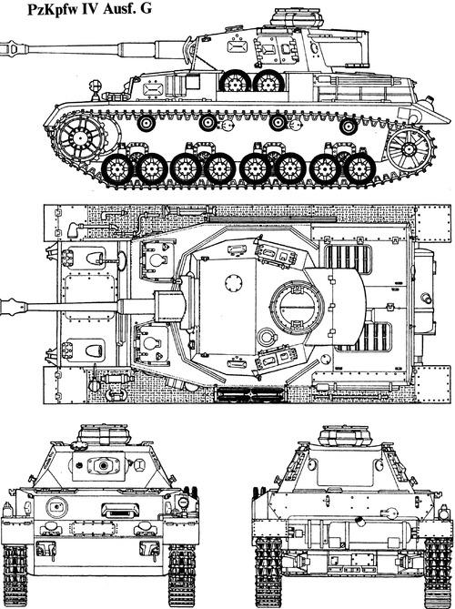 Sd. Kfz. 161 Pz.Kpfw.IV Ausf.G
