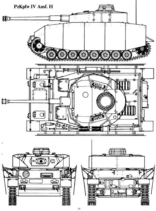 Sd. Kfz. 161 Pz.Kpfw.IV Ausf.H