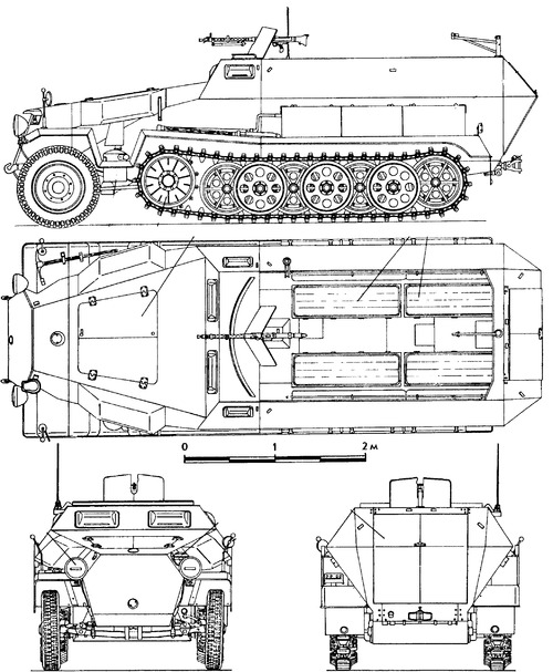 Sd. Kfz. 2511 Ausf.C