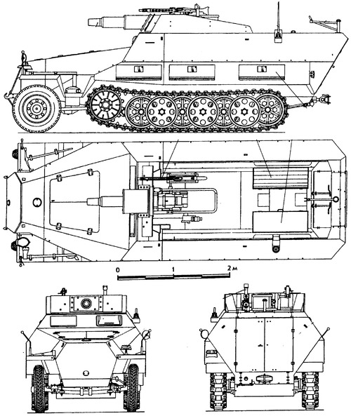 Sd. Kfz. 2519 Ausf.D