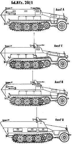 Sd. Kfz. 251-1