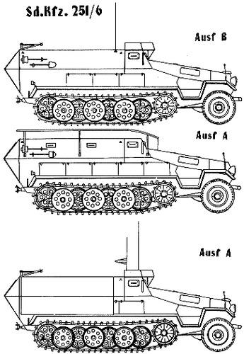 Sd. Kfz. 251-6