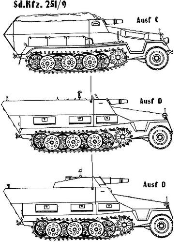 Sd. Kfz. 251-9