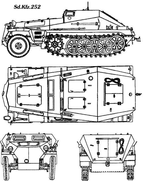 Sd. Kfz. 252