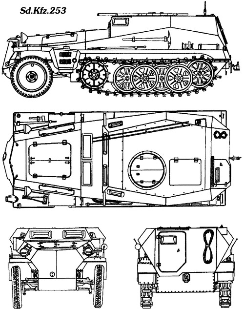 Sd. Kfz. 253