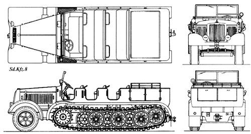 Sd. Kfz. 8