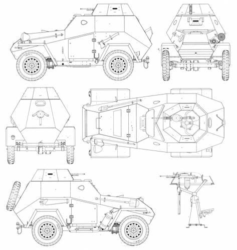 BA-64B Armored Car (1943)