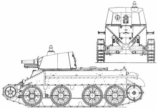 BT-2 D-38